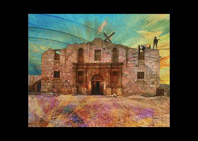 John Wayne's Alamo